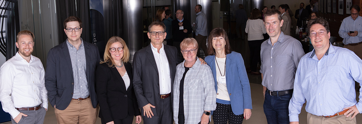 Photo: The Columbia Center for Solutions for ME/CFS team