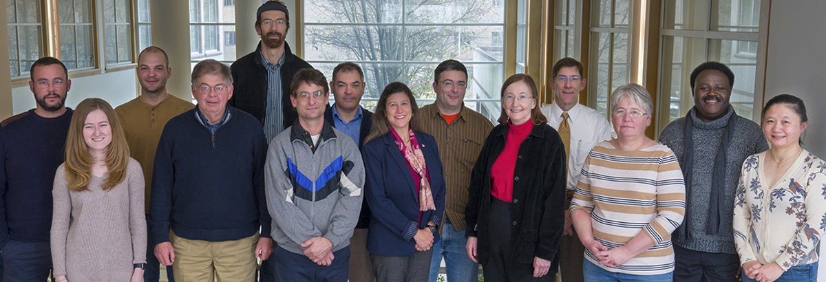 Photo: The Cornell ME/CFS CRC team Credit: Dave Burbank, Cornell Photography